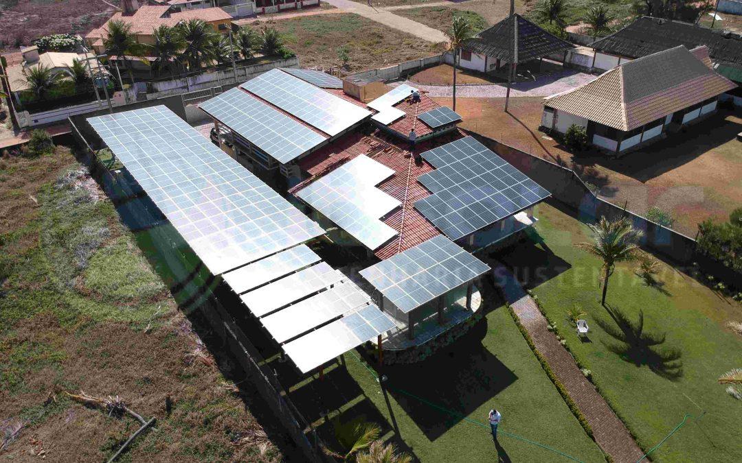 Projeto de energia solar para empresas em Natal/RN
